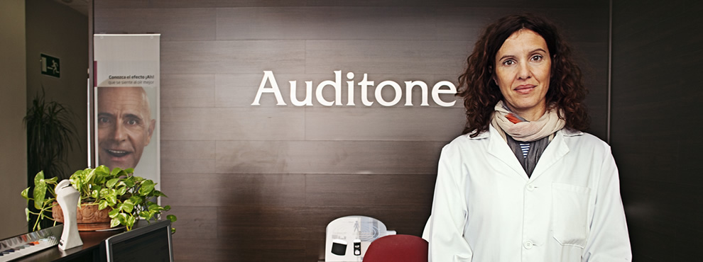 Auditone - Gabinete Auditivo
