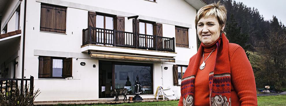 Eguzkitza Landetxea - Casa Rural