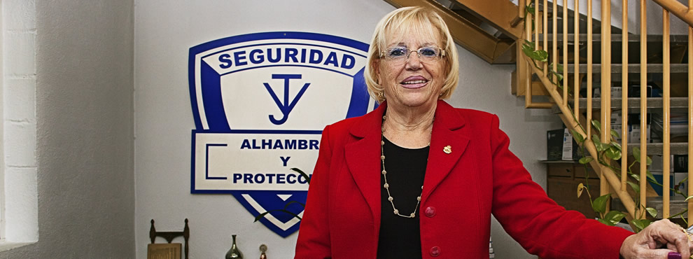 Seguridad Alhambra y Protecci&oacute;n