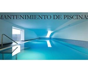 Mantenimiento de piscinass