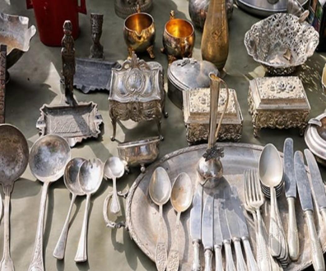 El uso de la plata a través de la historia