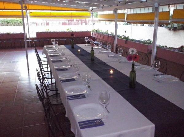 Sitios para comer en Santa Cruz de Tenerife con gran terraza exterior