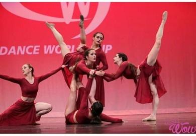 Dance World cup Offenburg 2017