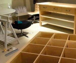 Montaje y desmontaje de muebles