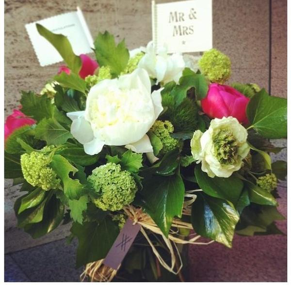 Flores para una ocasion especial: Nuestros trabajos de Moonflower