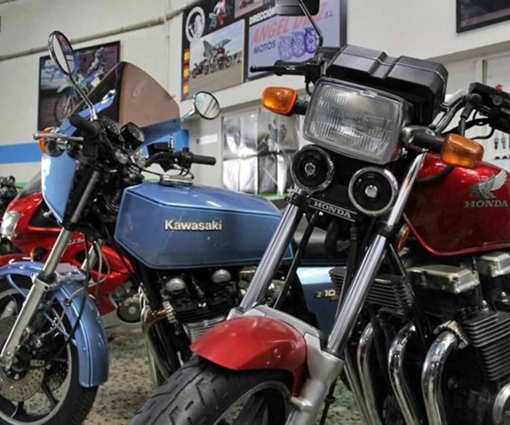 ¿Qué hacer ante un reventón de rueda si vas en moto?