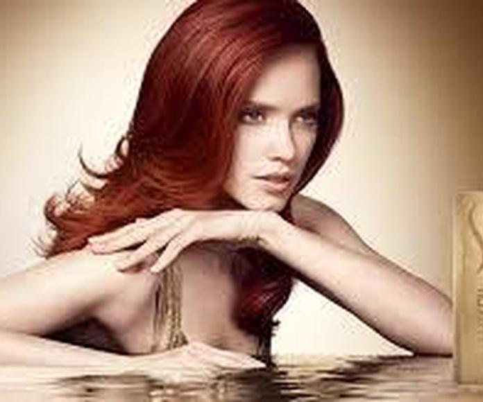 Luxe oil en Asia peluquería de System Professional Wella