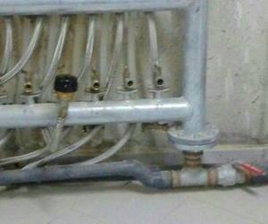 Instalación de tuberías y desagües