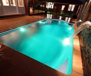 piscina Grecian
