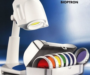 Dispositivo Médico de luz solar polarizada Bioptron