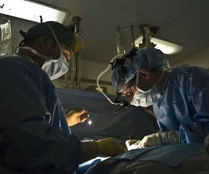 Otorrinolaringología: Servicios de Clínica ORL, Dr. Arrutia - Dr. Mancebo