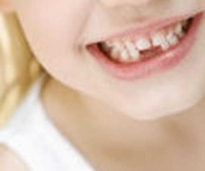 Clínica adscrita al Programa de Asistencia Dental Infnatil