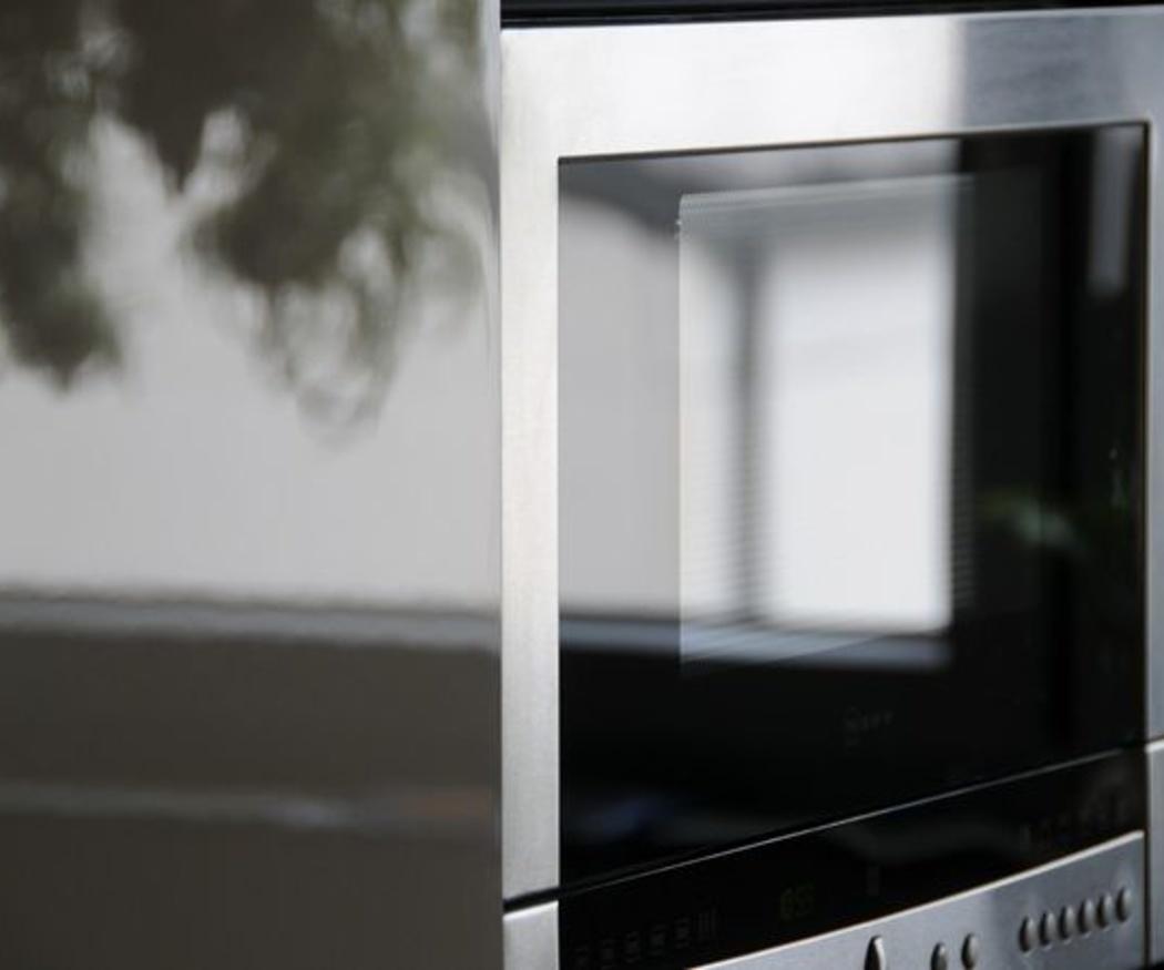 Electrodomésticos de acero inoxidable para tu cocina