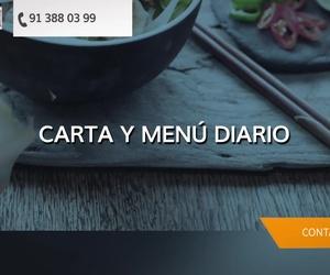 Cocina china en Madrid | Bambú Garden