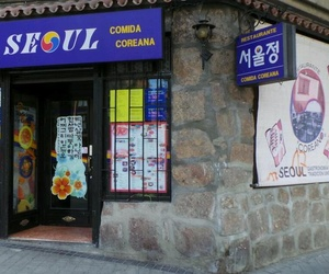 Restaurane Seoul en Madrid