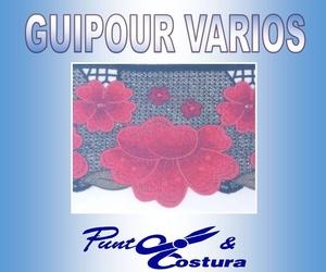 Encaje Guipour