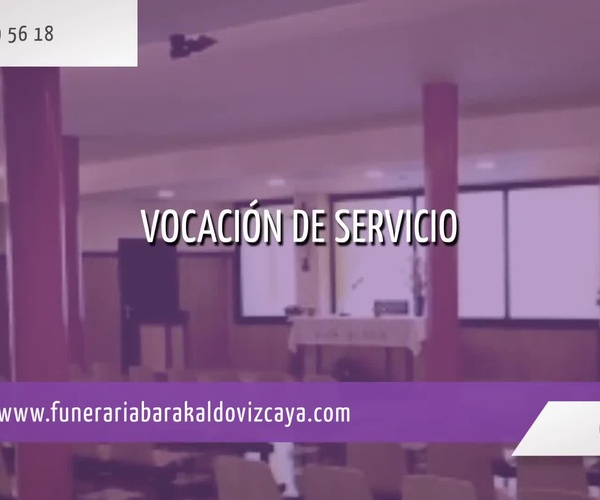 Funeraria y tanatorio en Barakaldo | Bizkaia Funerarias