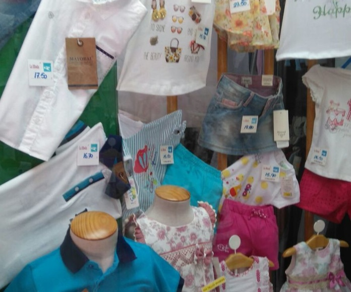 ropa de niños en madrid