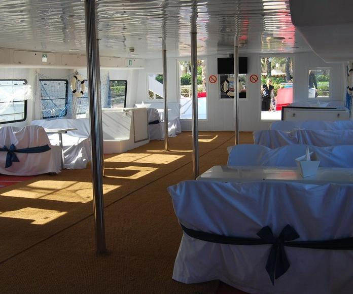 Eventos privados: Catálogo de Cruceros Kontiki