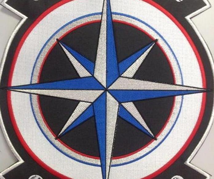 Bordados Parche: Catálogo de bordados de Bordados Tecnibor, S.L.