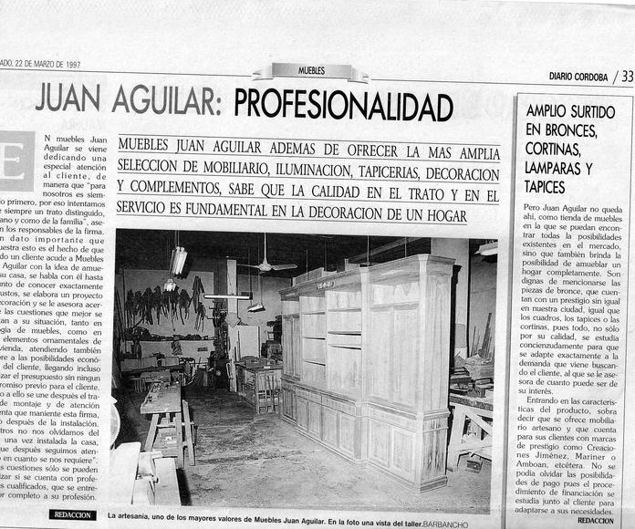 Articulo Diario Córdoba Marzo 1997