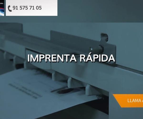 Imprenta offset en Barrio de Salamanca | Hicorsa
