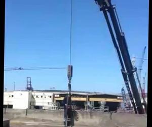 TRASLADO DE CIZALLA DESDE EL PUERTO DE SANTURTZI