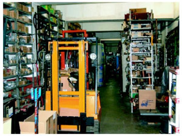 Recambios de carretillas elevadoras en Gerona a precios económicos en General de Recambios