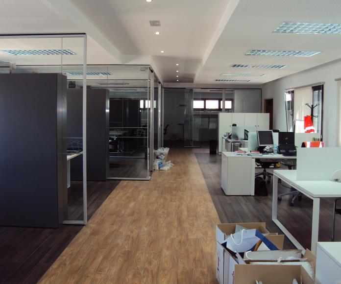 Oficinas de Pladur en Valdemoro
