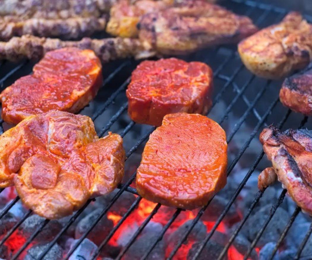Lo que ganarás si comes carne a la brasa