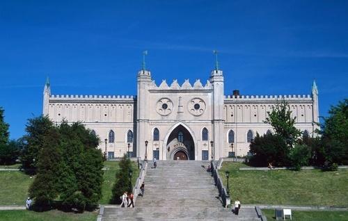 Lubli, castillo