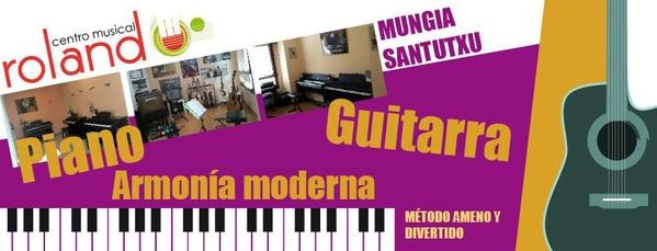 Con estas clases de piano en Mungia aprenderá de forma entretenida.
