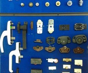 Accesorios mamparas y puertas, ventanas aluminio