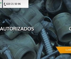 Galería de Desguaces y chatarras en Arguedas | Chatarras Marton