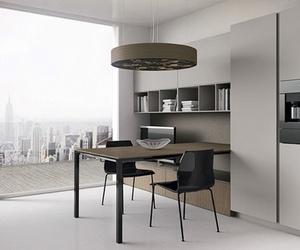 ¿Por qué no instalas muebles de cocina suspendidos?