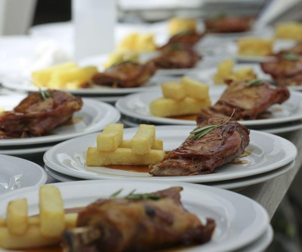 Los tipos de catering más habituales para bodas