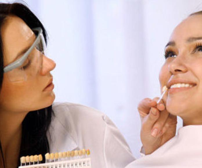 Profillaxis: Servicios de Clínica Dental Gándara