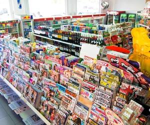 Supermercado abierto todo el día