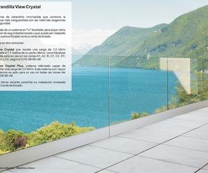 Barandilla View Crystal