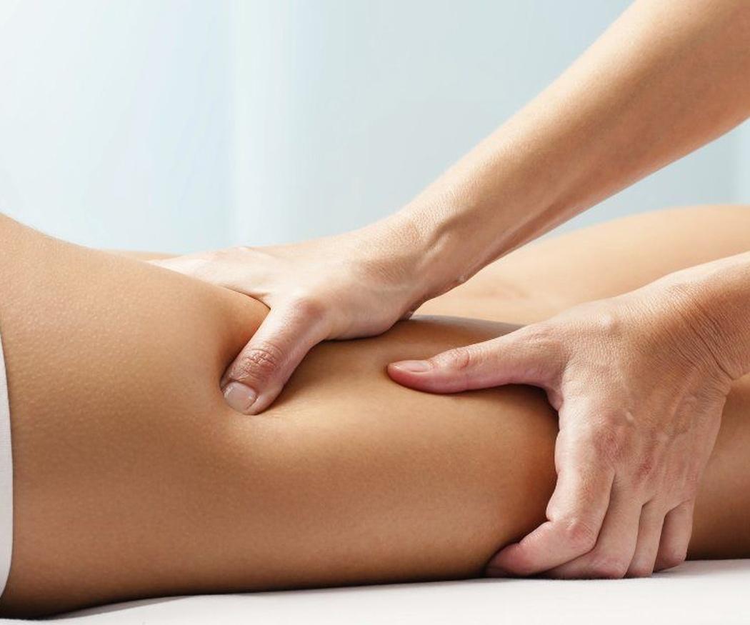 Cómo funcionan los masajes reductores