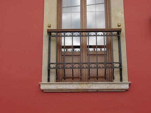 Balcones y rejas