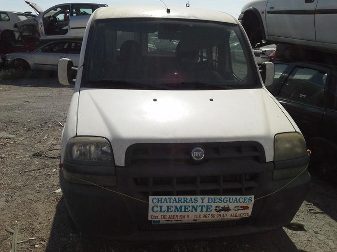 Fiat Doblo en Desguaces Clemente de Albacete|default:seo.title }}
