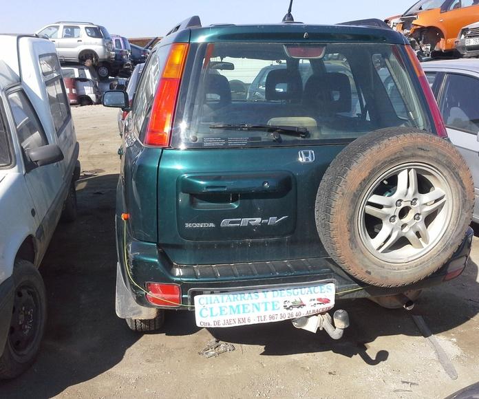 Honda CV-R para desguace en Albacete. desguaces clemente