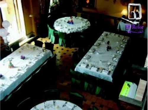 Restaurantes para bodas en Amurrio | Restaurante El Refor