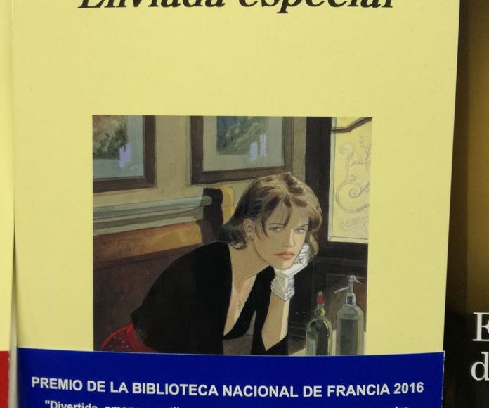 ENVIADA ESPECIAL : SECCIONES de Librería Nueva Plaza Universitaria