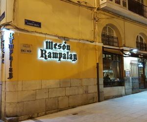 Galería de Bares de tapas en Santander | Mesón Rampalay
