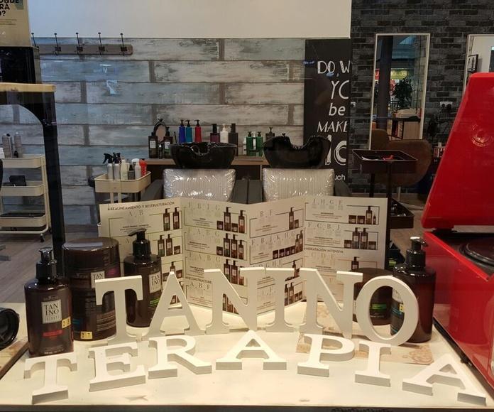 Tanino Therapy: Servicios de Marce Peluqueros