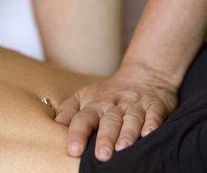 Shiatsu. Tratamiento ginecológico. Vila Olímpica de Barcelona