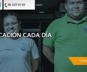 Empresa de limpieza en Calpe   Limpiezas Ramírez