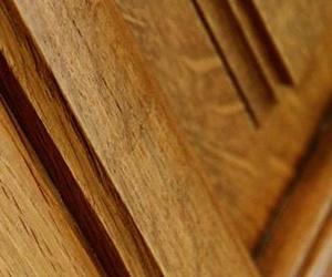 Fabricación de puertas de madera